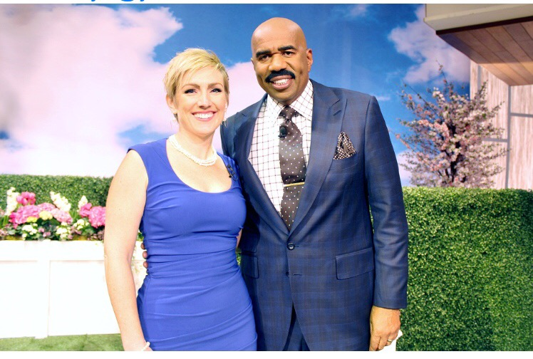 Steve Harvey, Nicole A. Donnelly & BabyLegs®